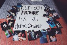 Homecoming proposals!