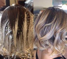 Apr 2019 - Balayage wicks for short hair, ideas and unique designs for women of all ages. See more ideas about Balayage, Short hair styles and Hair. 2015 Hairstyles, Short Hairstyles For Women, Messy Hairstyles, Fringe Hairstyles, Short Haircuts, Medium Hairstyles, Haircut Medium, Wedge Hairstyles, Updos Hairstyle