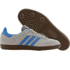 Aluminium and Fresh Blue Sambas
