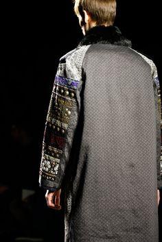 Dries Van Noten - Fall 2015 Menswear - Look 49 of 90