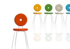 Chairs | Seating | Ping Pong Pang | Serralunga | Paolo Rizzatto. Check it out on Architonic