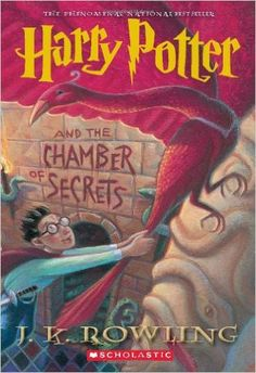 Harry Potter mania was already spreading when J.K. Rowling's second book in the series arrived, Harry Potter and the Chamber of Secrets.