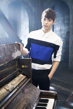 VIXX (ETERNITY BTS) Hongbin