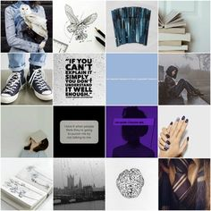 Ravenclaw/INTJ/Daughter of Athena Aesthetic for @mjsswjtch