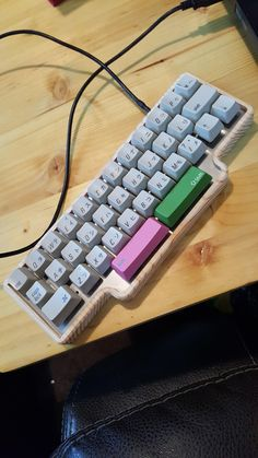 30% Mechanical Keyboard for my cell phone. - Album on Imgur