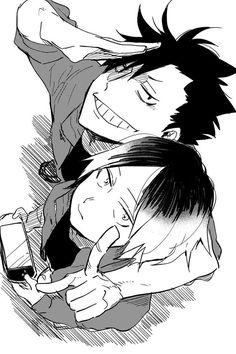 Kenma x Kuroo Anime Yugioh, Anime K, Anime Body, Anime Pokemon, Anime Plus, Anime Expo, Kuroo Tetsurou, Kagehina, Manga Sport