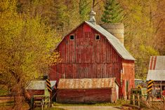 Beautiful Barns and country scenes - a gallery on Flickr