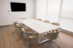 Oficina tecnológica: confort y productividad