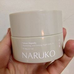[Review] Narüko's Taiwan Magnolia Brightening & Firming Skincare Line – Asian Beauty Obsessed