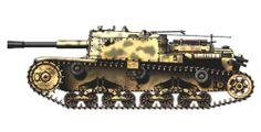 Italy - Semovente M41 Tank Destroyer