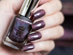 A England - Sleeping Palace Color: Warm aubergine brown-ish purple