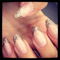 The Monroe Affair: Almond Nails