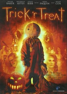 Trick r' Treat poster art from 2007.