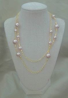 Items similar to Champagne Pearl Neclace set in gold on Etsy Wedding Jewelry, Jewlery, Champagne, Pearl Necklace, Pearls, Trending Outfits, Unique Jewelry, Handmade Gifts, Fun