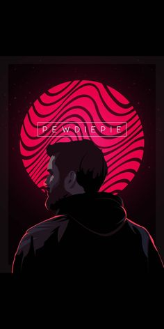 Awesome looking Pewdiepie wallpaper, (not my art) but totally my new background for sure! Pewdiepie Fan Art, Felix Pewdiepie, Pewdiepie Meme, Mobile Wallpaper, Iphone Wallpaper, Wallpaper Wallpapers, Markiplier Wallpaper, Kunst Poster, Youtube Gamer
