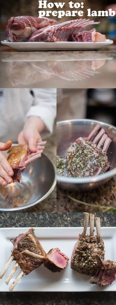 Emma Currie shares her tips and recipes for preparing local #lamb