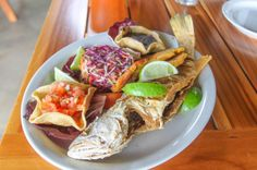 Crispy whole fried fish  Punta Islita Hotel Islita, Costa Rica #restaurant #food #foodie