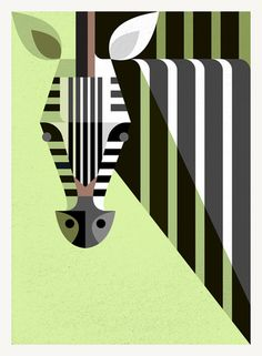 zebra...cute idea for a jungle themed babies room, would have loved to do this in Jax's room
