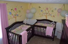 Gotta Love A Room For Twin Babies