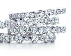 The Bride's Diary - Fashion & Beauty: Tiffany Celebration Rings