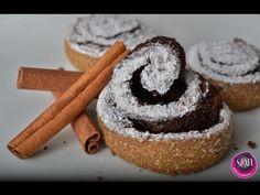 Szafi Fitt diétás fahéjas diós csiga (és paleo - vegán alaptészta receptek) ~ Éhezésmentes Karcsúság Szafival