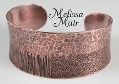 Cuff by Melissa Muir - Kelsi's Closet Jewelbox Design Journal