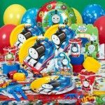 Thomas the train birthday party pack  Birthdays are those events that are welcomed eagerly by everyone. The best way to celebrate a birthday is definitely to throw a grand party and invite all people close to you w http://partythemesforbirthday.com