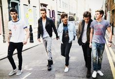 Midnight Memories photoshoot!