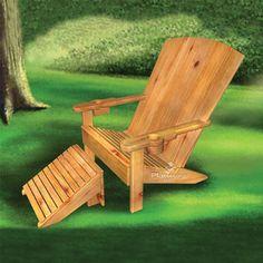 Chaise extérieur pour enfant