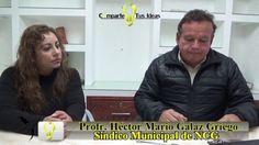 Héctor Mario Galaz, habla del primer Informe trimestral de Sindicatura