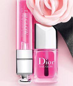 Dior Lip & Nail Glow - the lip glow is amazing