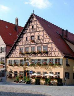 Dinkelsbühl Hotel Goldene Rose -