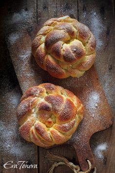 Honey Easter bread
