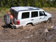 My Expo Commander Jeep Commander Lifted, Jeep Grand Cherokee, Roof Rack, Jeep Life, Offroad, 4x4, Classic Cars, Jeeps, Outdoors