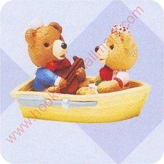 1996 Sweetheart Cruise - Merry Miniature, set of 3