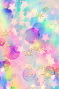 Confetti Explosion Wallpaper #glitter #sparkle #galaxy #stars #bokeh #bubbles #pattern #pastel #colorful #rainbow #cute #girly