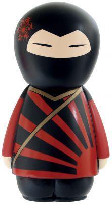 Ukido ninja warrior Kazuki, the corageous.