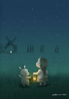 나에 대해 확실한것이 없지만 별들의 모습은 나를 꿈꾸게 하지. For my part I know nothing with any certainty, but the sight of the stars makes me dream. _Vincent Van Gogh