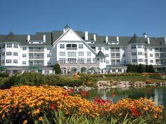Osthoff Resort, Elkhart Lake, WI