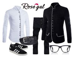 """""""***"""" by mercija on Polyvore featuring adidas Originals, Columbia, Tom Ford, men's fashion i menswear"""