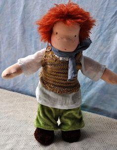 waldorf doll boy