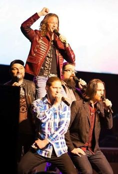 Home free being just soo awesome like always