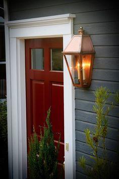12 Best Electric Copper Exterior Lighting Fixtures Images