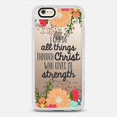 I Can do All Things - New Standard Case