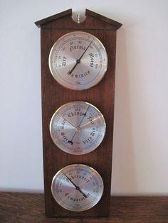 Taylor Barometer Vintage Barometer Vintage Taylor by PhotosPast, $15.00