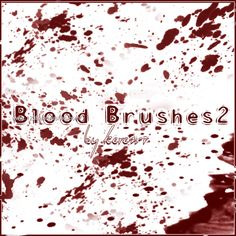 Blood 9 - Download  Photoshop brush http://www.123freebrushes.com/blood-9/ , Published in #BloodSplatter, #GrungeSplatter. More Free Grunge & Splatter Brushes, http://www.123freebrushes.com/free-brushes/grunge-splatter/ | #123freebrushes