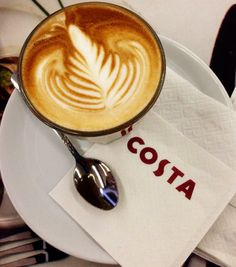 CostaCoffee@BudapestAirport