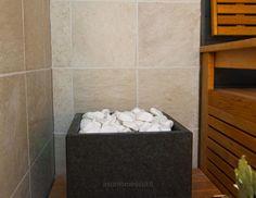 Rae sauna heater at Tervakukka,  Asuntomessut