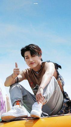 Kpop Backgrounds, Jung Yunho, Woo Young, Kim Hongjoong, Cute Fox, Kpop Guys, Asian Boys, To My Future Husband, Boyfriend Material