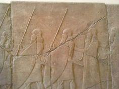 Relieves asirios - Museo de Pérgamo (Berlín)